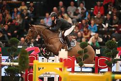 Delaveau, Patrice (FRA), Carinjo HDC<br /> Leipzig - Partner Pferd 2016<br /> Championat von Leipzig<br /> © www.sportfotos-lafrentz.de / Stefan Lafrentz