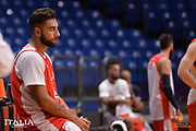 Pietro Aradori<br /> Nazionale Italiana Maschile Senior<br /> Eurobasket 2017 - Group Phase<br /> Allenamento<br /> FIP 2017<br /> Tel Aviv, 31/08/2017<br /> Foto Ciamillo - Castoria/ M.Longo