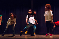 Ray Elementary School located at 5631 S. Kimbark Ave. held its annual black history month celebration Wednesday evening, February 21st, 2018. <br /> <br /> 4938, 4927, 4922 - Ray School students performed dances to hip hop music.<br /> <br /> Ray School students performed dances to hip hop music.<br /> <br /> Please 'Like' &quot;Spencer Bibbs Photography&quot; on Facebook.<br /> <br /> Please leave a review for Spencer Bibbs Photography on Yelp.<br /> <br /> Please check me out on Twitter under Spencer Bibbs Photography.<br /> <br /> All rights to this photo are owned by Spencer Bibbs of Spencer Bibbs Photography and may only be used in any way shape or form, whole or in part with written permission by the owner of the photo, Spencer Bibbs.<br /> <br /> For all of your photography needs, please contact Spencer Bibbs at 773-895-4744. I can also be reached in the following ways:<br /> <br /> Website &ndash; www.spbdigitalconcepts.photoshelter.com<br /> <br /> Text - Text &ldquo;Spencer Bibbs&rdquo; to 72727<br /> <br /> Email &ndash; spencerbibbsphotography@yahoo.com