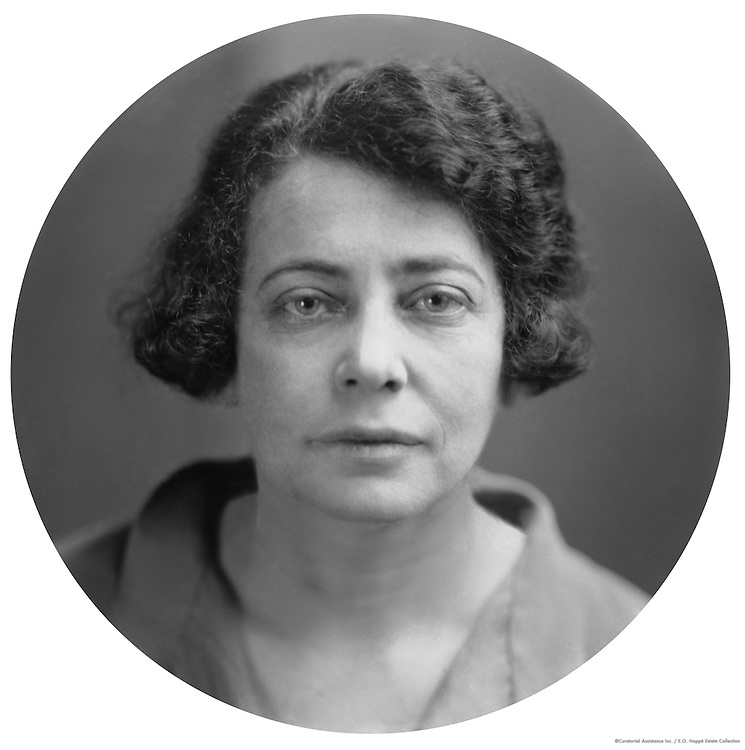 Sarah Millin, South African Author, 1926