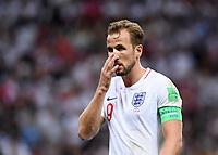 FUSSBALL  WM 2018  Halbfinale  11.07.2018 Kroatien - England Harry Kane (England)