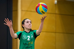 31-03-2019 NED: Final D Volleybaldirect Open, Wognum<br /> 16 teams of girls and boys D competed for the Dutch Open Championship / Alterno