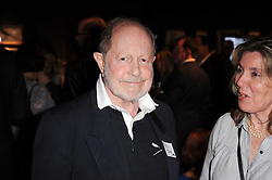 Film director NICOLAS ROEG at an auction and priavte view of paintings, drawings, stories and doodles by well known personalities held at Christie's, St.James's, London on 20th September 2010.