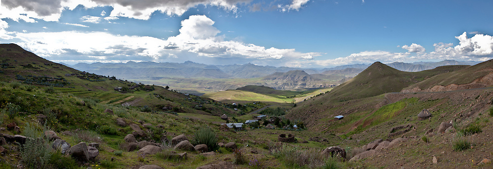 10 February 2011, Ha Sekake Clinic, Qacha's Nek District, Lesotho.