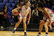 DESCRIZIONE : Roma Basket Campionato Italiano Femminile serie B<br /> 2011-2012<br /> GIOCATORE : Francesca Melchiori<br /> SQUADRA : College Italia<br /> EVENTO : College Italia 2011-2012<br /> GARA : College Italia Santa Marinella<br /> DATA : 04/12/2011<br /> CATEGORIA : palleggio<br /> SPORT : Pallacanestro <br /> AUTORE : Agenzia Ciamillo-Castoria/ElioCastoria<br /> Galleria : Fip Nazionali 2011<br /> Fotonotizia : Roma Basket Campionato<br /> Italiano Femminile serie B 2011-2012<br /> Predefinita :