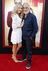 Tommy Chong at the Los Angeles premiere of 'The House' held at the TCL Chinese Theatre in Hollywood, USA on June 26, 2017.