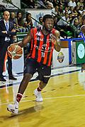 Julian Mavunga<br /> Banco di Sardegna Dinamo Sassari - Angelico Biella<br /> Legabasket Serie A Beko 2012-2013<br /> Sassari, 30/09/2012<br /> Foto L.Canu / Ciamillo-Castoria