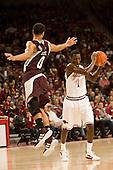 2012 Mississippi State vs Arkansas basketball