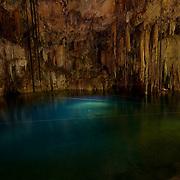 Cenote Xkeken-Dzinup. Valladolid. Yucatan, MX.