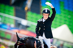 Van Looveren Eveline, BEL, Exelent<br /> Team Test Grade Ia <br /> Rio 2016 Paralympic Games<br /> © Hippo Foto - Jon Stroud