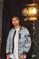 David Haye at the Fabulous Fund Fair in aid of Natalia Vodianova's Naked Heart Foundation in association with Luisaviaroma held at The Round House, Camden, London England. 18 February 2019.
