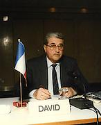 Convegno Internazionale Milano Hotel Michelangelo 1987<br /> david