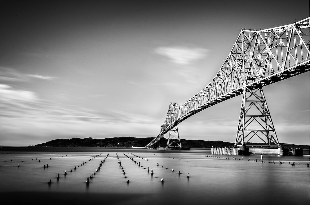 Astoria–Megler Bridge, Astoria, OR