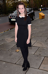 Madeline Harris attends A VIP Gala Performance of Matthew Bourne's Edward Scissorhands at Saddlers Wells Theatre, Rosebery Avenue, London on Sunday 7th December 2014