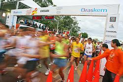 Atletas durante a 23 Maratona de Porto Alegre<br /> Foto: Jefferson Bernardes/Preview.com