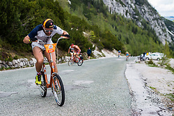 Red Bull Goni Pony bicycle race on mountain pass Vrsic, Slovenia on 1th of June, 2019 .Photo by Peter Podobnik / Sportida