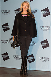 © Licensed to London News Pictures. 16/11/2016. TAMARA BECKWITH attends the Skate At Somerset House with Fortnum & Mason VIP Party. London, UK. Photo credit: Ray Tang/LNP