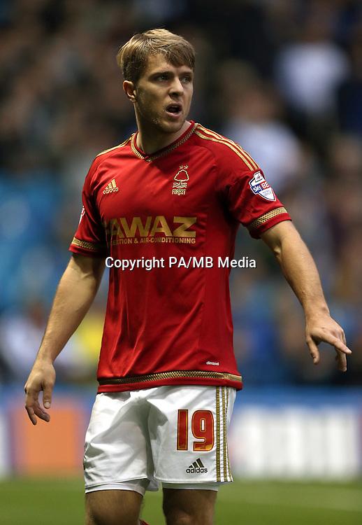 Jamie Ward, Nottingham Forest