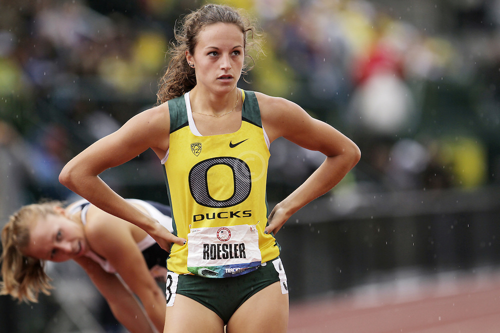 Olympic Trials Eugene 2012: women's 800 meters semifinal, Laura Roesler