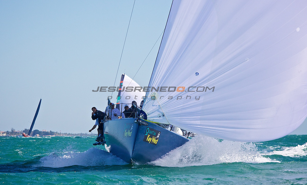 Quantum Key West 2013, fourth day of racing