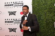 Chris Tucker attend the Celebrity Fight Night event on March 23, 2019 in Scottsdale, AZ.