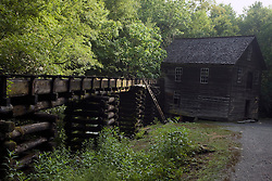 Mingus Mill, Great Smoky Mountains National Park, North Carolina, July 8, 2008