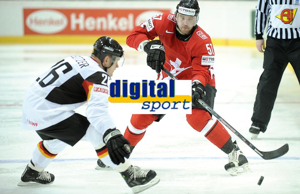 Goran Bezina (SUI) gegen Daniel Kreutzer (GER) © Melanie Duchene/EQ Images