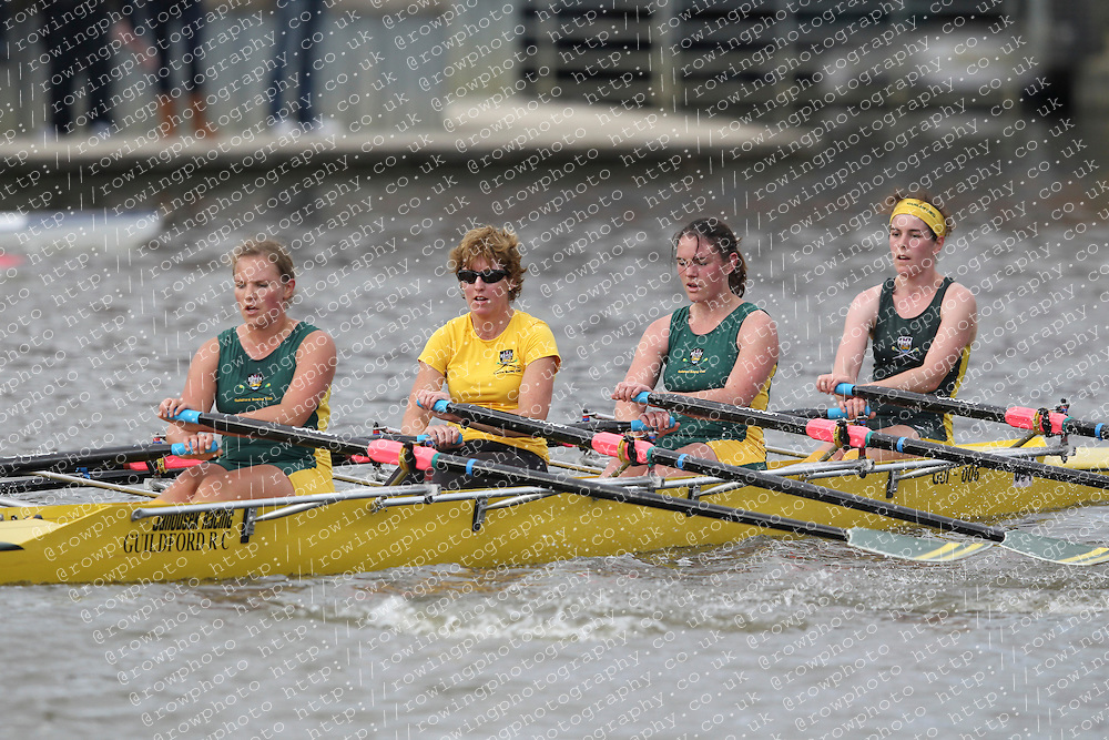 2012.09.29 Wallingford Long Distance Sculls 2012. Division 3. W.IM1 4x-. Guildford Rowing Club.