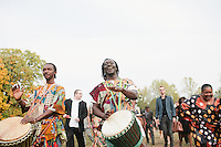South African Drummers