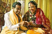 Reshma Jain Weds Uday Kumar
