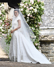 Pippa Middleton Wedding 20-5-2017