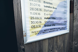 - Rogan Thomson/JMP - 06/11/2016 - FOOTBALL - The Northcourt Stadium - Abingdon-on-Thames, England - Oxford United Women v Bristol City Women - FA Women's Super League 2.