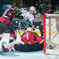 091915 Vancouver Giants at Kelowna Rockets