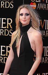 DIANA VICKERS attends The Laurence Olivier Awards at the Royal Opera House, London, United Kingdom. Sunday, 13th April 2014. Picture by i-Images