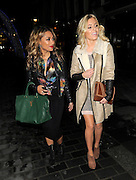 21.NOVEMBER.2012. LONDON<br /> <br /> MOLLIE KING AND VANESSA WHITE ATTEND THE LAUNCH PARTY FOR NEW SHOP SUPERTRASH.<br /> <br /> BYLINE: EDBIMAGEARCHIVE.CO.UK<br /> <br /> *THIS IMAGE IS STRICTLY FOR UK NEWSPAPERS AND MAGAZINES ONLY*<br /> *FOR WORLD WIDE SALES AND WEB USE PLEASE CONTACT EDBIMAGEARCHIVE - 0208 954 5968*