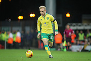 Norwich City forward, goalscorer and man of the match Alex Pritchard on the ball during the EFL Sky Bet Championship match between Norwich City and Brentford at Carrow Road, Norwich, England on 3 December 2016. Photo by Nigel Cole.