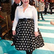 NLD/Amsterdam/20101114 - Premiere kinderfilm Dik Trom, Eva van der Gucht