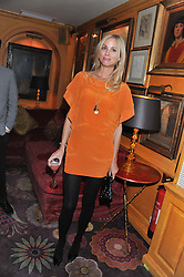 The PAD London 2012 dinner was held at Annabel's, Berkeley Square, London on 10th October 2012.<br /> KATE DRIVER.