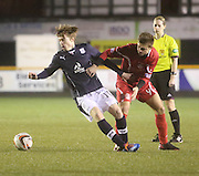 Craig Wighton - East Stirling v  Dundee, SPFL reserve league at <br /> Recreation Park<br /> <br />  - &copy; David Young - www.davidyoungphoto.co.uk - email: davidyoungphoto@gmail.com