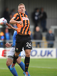 Sam Hoskins, Barnet, Barnet v Eastleigh, Vanarama Conference, Saturday 4th October 2014