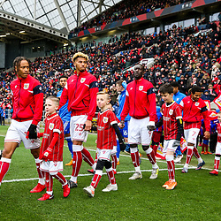 Bristol City v Ipswich Town - Commercial and Marketing