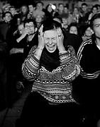 DESCRIZIONE : Vilnius Lithuania Lituania Eurobasket Men 2011 Quarter Final Round Macedonia Lituania F.Y.R. of Macedonia Lithuania<br /> GIOCATORE : Tifosi Supporters Fans Lituania Lithuania Piazza Hotel de Ville Hotel de Ville Plaza<br /> SQUADRA : Lituania Lithuania<br /> EVENTO : Eurobasket Men 2011<br /> GARA : Macedonia Lituania F.Y.R. of Macedonia Lithuania<br /> DATA : 14/09/2011 <br /> CATEGORIA : tifosi delusione disappointment<br /> SPORT : Pallacanestro <br /> AUTORE : Agenzia Ciamillo-Castoria/JF.Molliere<br /> Galleria : Eurobasket Men 2011 <br /> Fotonotizia : Vilnius Lithuania Lituania Eurobasket Men 2011 Quarter Final Round Macedonia Lituania F.Y.R. of Macedonia Lithuania<br /> Predefinita :