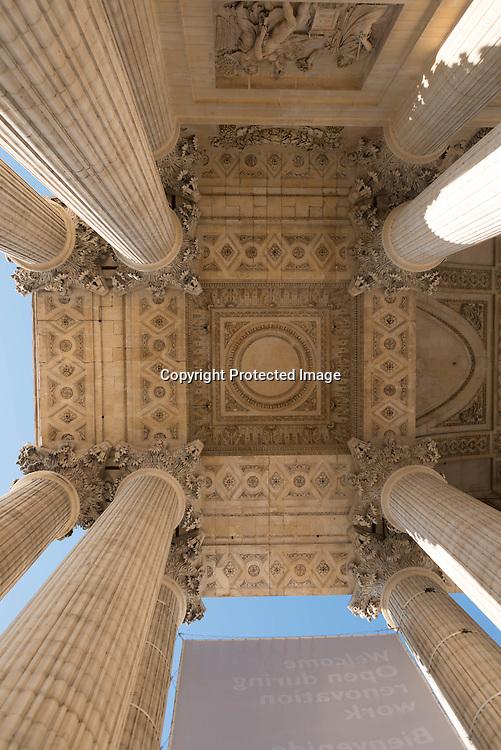 Paris. the pantheon