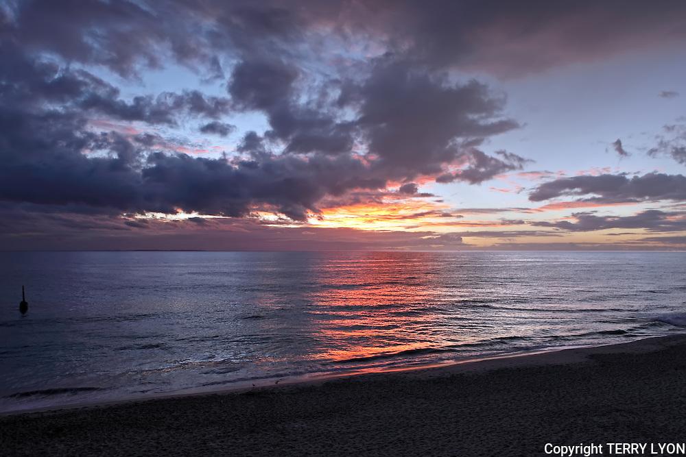 Pylon Cloud Cottesloe Beach