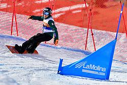VOS Chris, SB-LL1, NED, Snowboard Cross at the WPSB_2019 Para Snowboard World Cup, La Molina, Spain