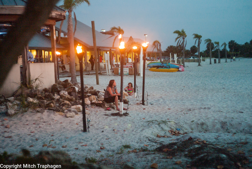 Millions of people travel to the Tampa Bay area to vacation.  It turns out that it's a great place for area residents to vacation as well.  Pictured are Little Harbor Resort in Ruskin, St. Pete Beach and Fort Desoto Park in Pinellas County.