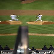 Masahiro Tanaka, New York Yankees, pitching during the New York Yankees Vs Houston Astros, Wildcard game at Yankee Stadium, The Bronx, New York. 6th October 2015 Photo Tim Clayton for The Players Tribune