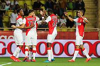 Joie MONACO - 16.05.2015 - Monaco / Metz - 37eme journée de Ligue 1<br />Photo : Serge Haouzi / Icon Sport