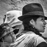 Ecuadorian Portraits