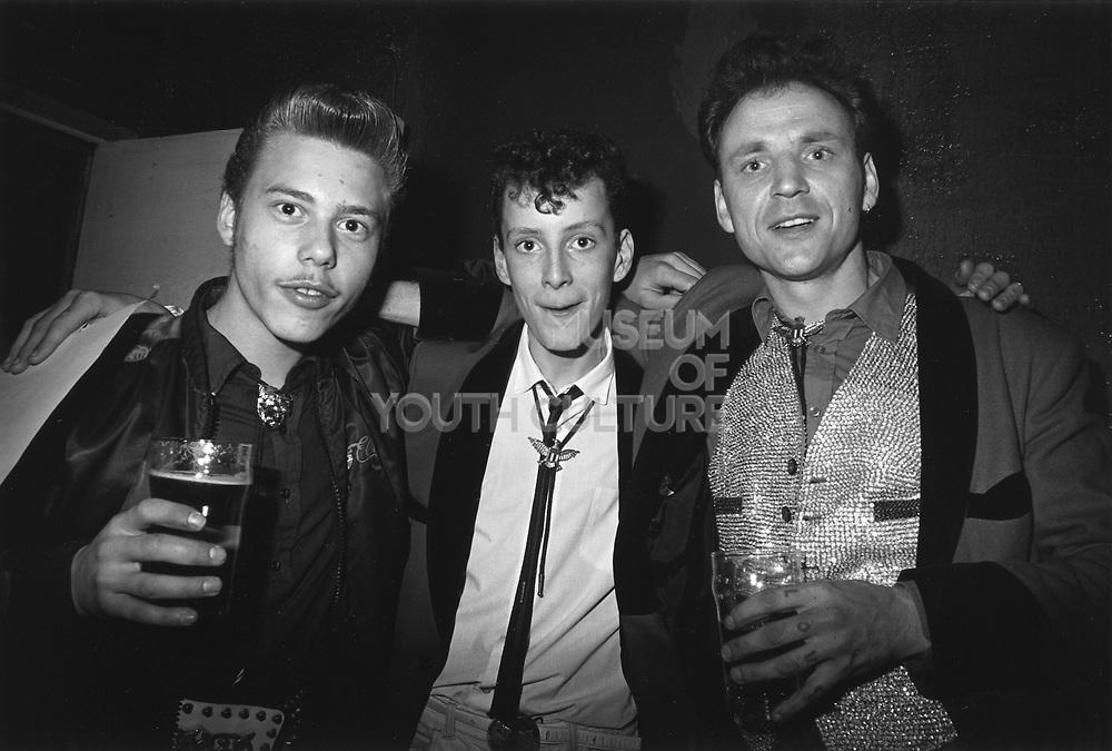 Teds, Western Star, Bristol, 1985
